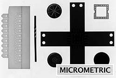 Copyright of Micrometric Limited
